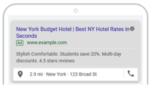 Pro-Tip: Use Extensions on Google Display Ads