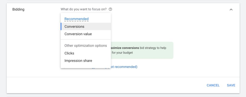 Pro-Tip: Bid for Conversions With a Target CPA