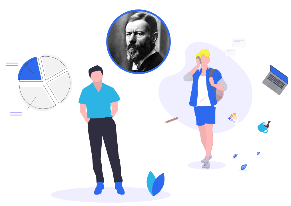How Would Max Weber PPC?