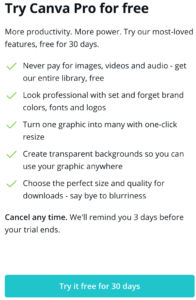 Canva, More Than Just a Banner Tool