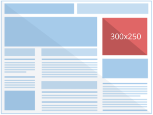 What are the most popular banner sizes of all time?
