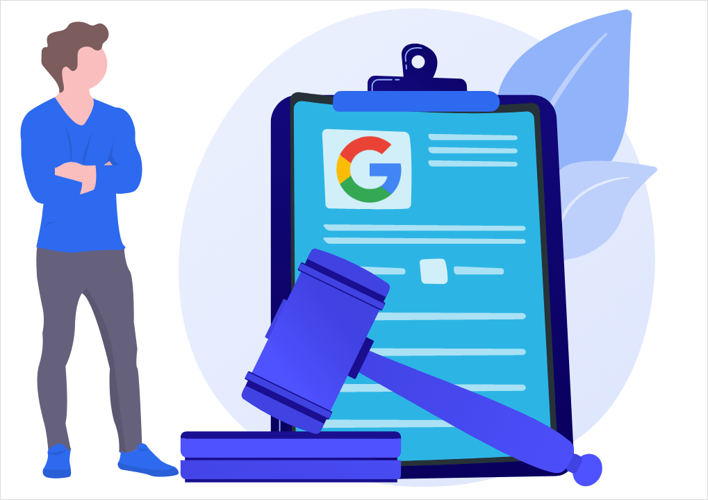 Is Google going to court for an antitrust investigation?