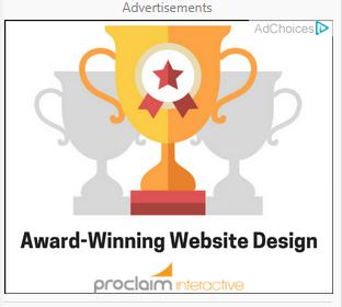 Display Ad Review: Proclaim Interactive's award winning Ad