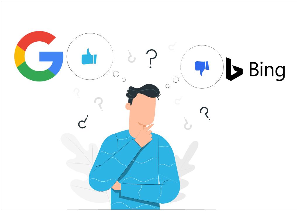 Why Does Everyone Keep Choosing Google Ads Over Bing Ads?